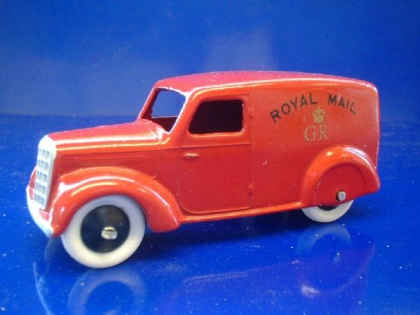 "A DINKY TOYS COPY MODEL 28 SERIES TYPE 3 DELIVERY VAN ""ROYAL MAIL"""